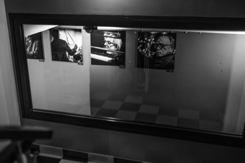Portrety Malowane Muzyką / wernisaż wystawy