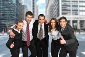 Business, Team, People.